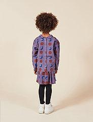 Bobo Choses - Solar Eclipse Woven Skirt - spódnice - grape compote - 3