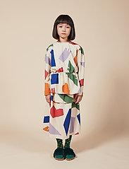 Bobo Choses - Shadows Woven Skirt - spódnice - brown rice - 0