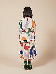 Bobo Choses - Shadows Woven Skirt - spódnice - brown rice - 3