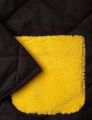 Bobo Choses - Bobo Choses Multicolor Quilted Jacket - dunjakker & forede jakker - grape compote - 3