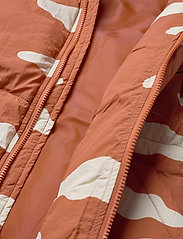 Bobo Choses - Clouds All Over Padded Jacket - puffer & padded - ketchup - 9