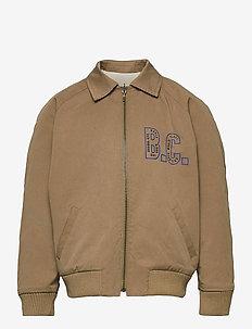 For President Reversible Bomber - bomber jackets - white swan
