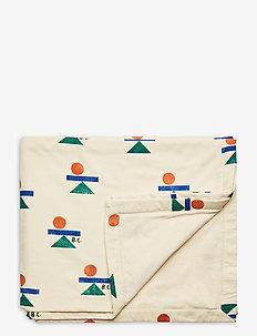 Balance All Over Towel - akcesoria - turtledove