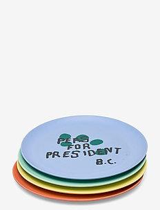 For President Pack Of Bamboo Plates - talerze i miski - none