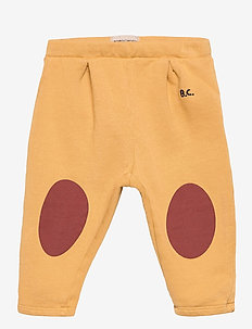 Red Patches Jogging Pants - joggingbroek - sunflower