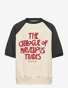 Catalogue Of Marvellous Trades Sweatshirt - sweatshirts - pristine