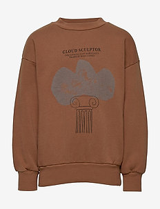 Cloud Sculptor Sweatshirt - sweatshirts - caramel cafe
