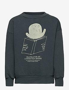 Translator Sweatshirt - sweatshirts - midnight navy