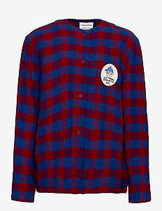 Bobo Choses Tartan Overshirt - shirts - check