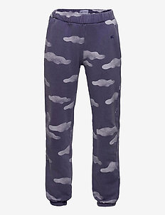 Clouds All Over Jogging Pants - joggings - grape compote