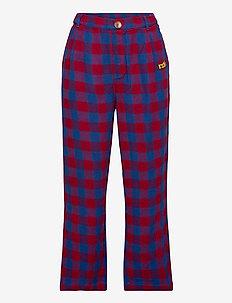 Tartan Woven Pants - byxor - check