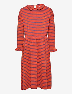 Striped Dress - kleider - ketchup