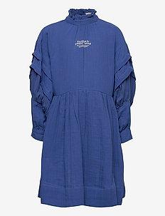 Princess Dress - kleider - electric blue