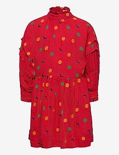 Solar Eclipse Princess Dress - jurken - red