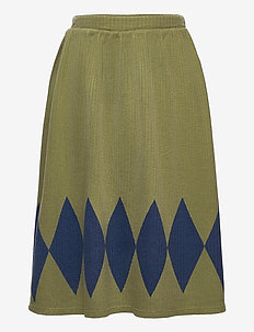 Diamond Skirt - spódnice - olive branch
