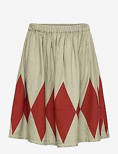 Diamond Woven Skirt - spódnice - desert sagei