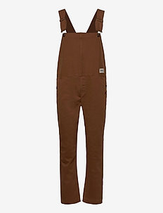 Patch Overall - jumpsuits - caramel cafe
