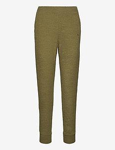 Khaki Terry Towel Pant - sweatpants - olive branch