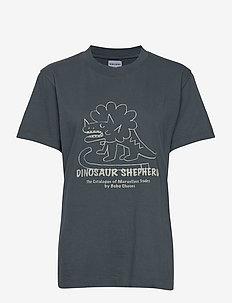 Dino T-Shirt - t-shirts - midnight navy