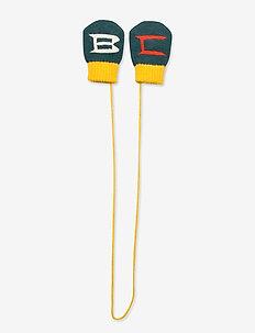 B.C. Mittens Gloves - zimowe ubranie - ketchup