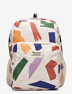 Shadows All Over Backpack - sacs a dos - pristine