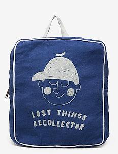 Boy Schoolbag - rygsække - electric blue