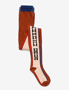 Bobo Choses Tights - strømpebukser - ketchup