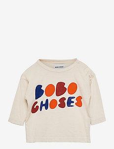 Bobo Choses long sleeve T-shirt - long-sleeved - jet stream