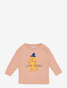 Dog In The Hat long sleeve T-shirt - long-sleeved - tuscany