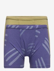 Boy underwear set - sous-vêtements pour hommes - dried herb
