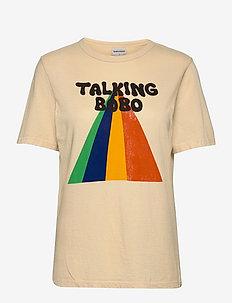 Rainbow Organic Cotton T-shirt - t-shirt & tops - soybean