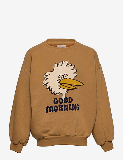 Birdie sweatshirt - sweatshirts - apple cinnamon