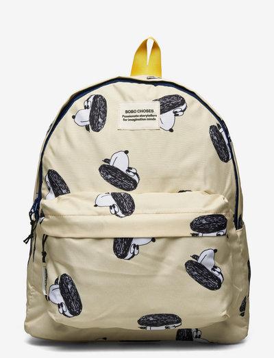 Doggie All Over backpack - plecaki - jet stream