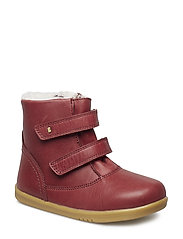 Bobux I-walk Aspen Boot - DARK RED
