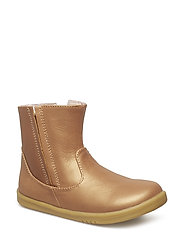 Bobux I-walk Shire Boot - CARAMEL SHIMMER