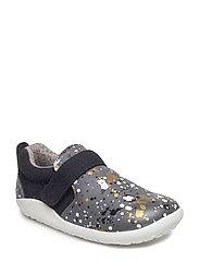 I-walk Sport Shoe Spekkel - SMOKE