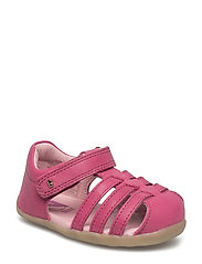 Step Up Sandal Jump - PINK