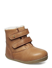 Bobux Step up Aspen Boot - CARAMEL