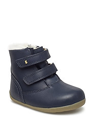 Bobux Step up Aspen Boot - NAVY