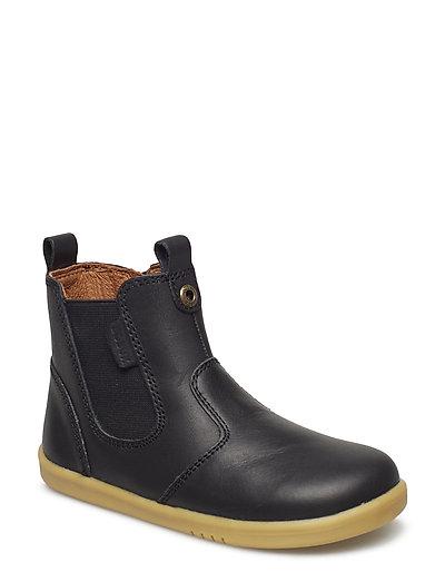 Bobux I-walk Jodphur Boot - BLACK