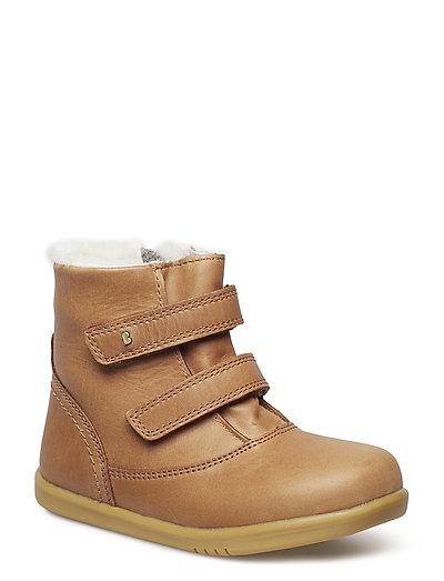 Bobux I-walk Aspen Boot - CARAMEL