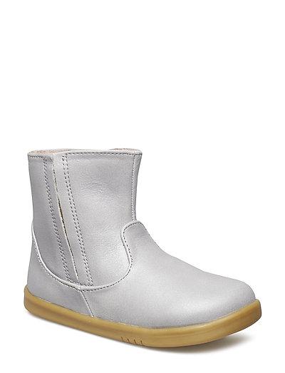 Bobux I-walk Shire Boot - SILVER SHIMMER