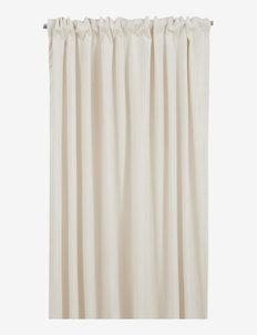 Anna  Curtain length - gardiner & persienner - beige