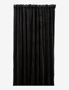 Anna  Curtain length - gardiner & persienner - black