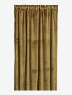 Anna  Curtain length - gardiner & persienner - yellow