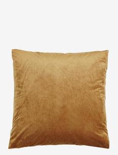 Anna  Cushion cover - puter - yellow