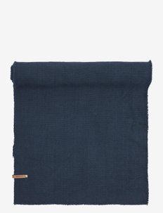 Nordic Home  Runner - tablecloths & runners - blue