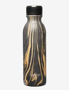 Bohtal - Insulated Flask - vannflasker og termoser - black marble