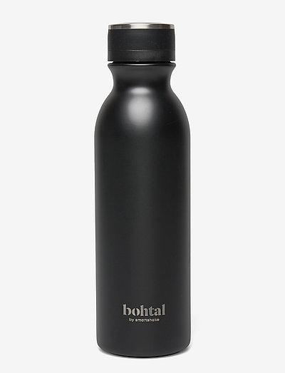Bohtal - Insulated Flask - vannflasker og termoser - black