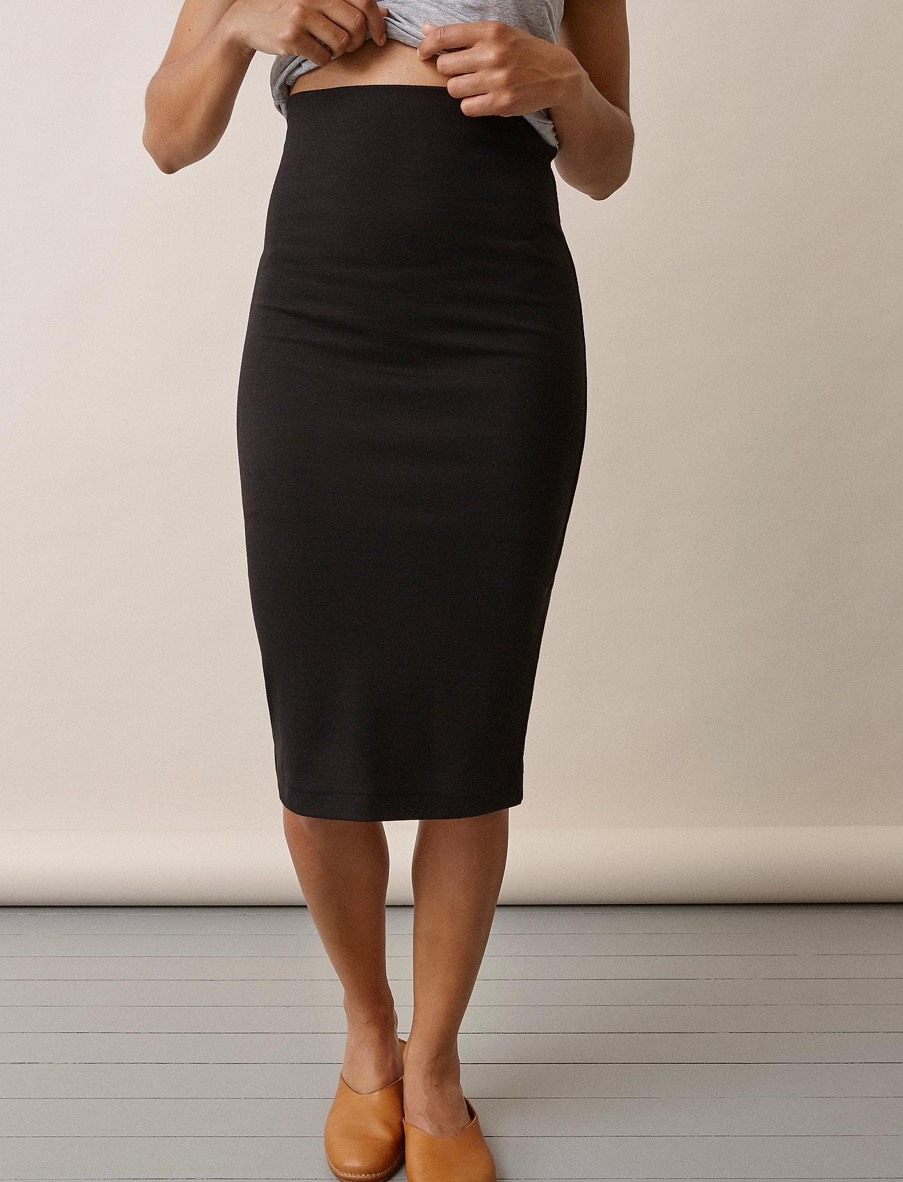 Boob - OONO pencil skirt - midi nederdele - black - 0
